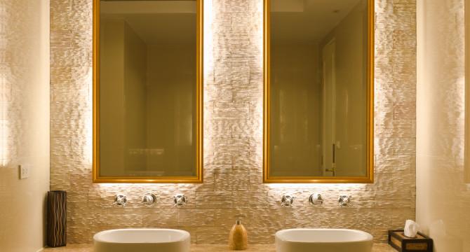 Banheiro Alto Padrão.