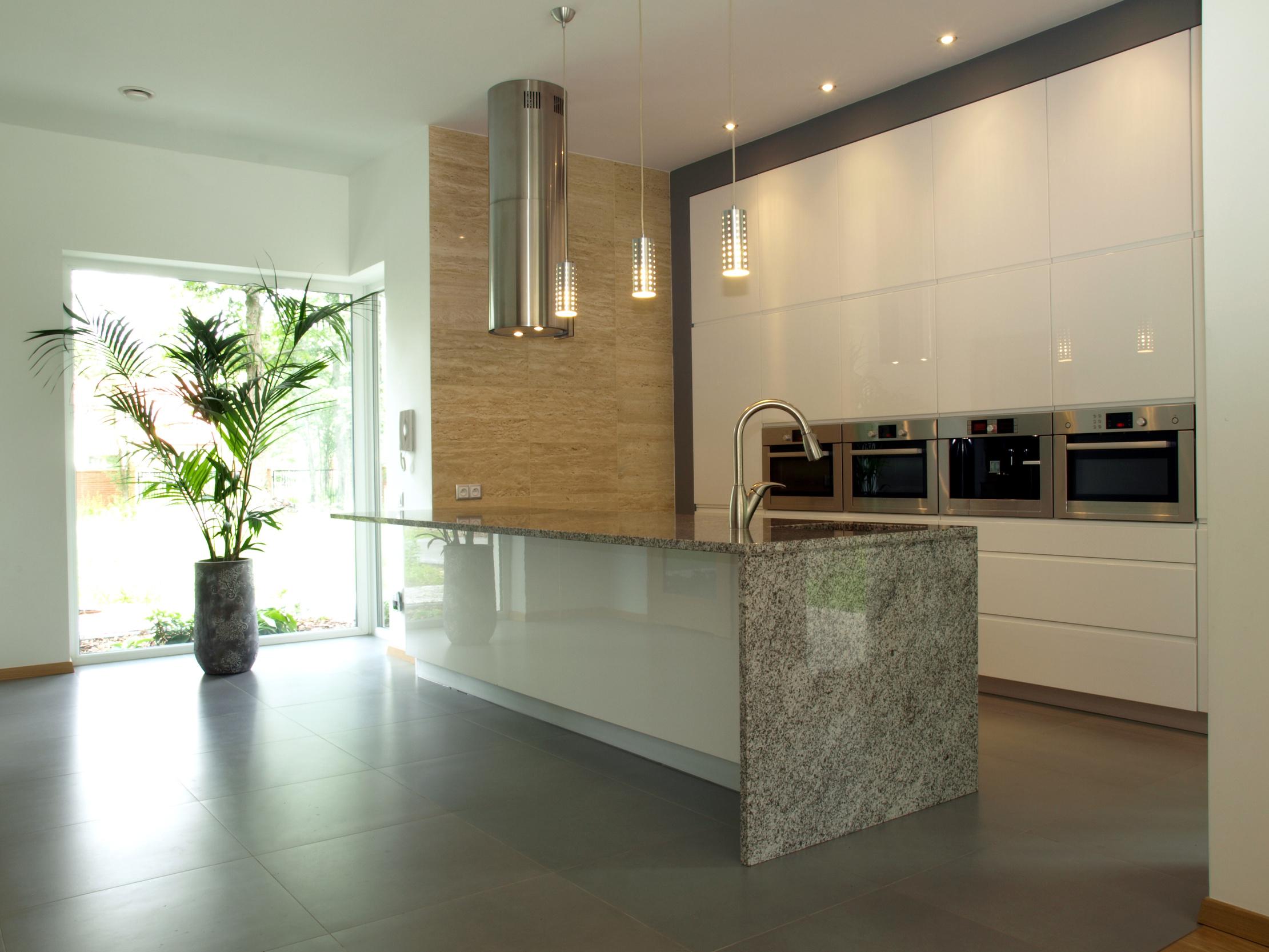 Cozinha Com Pia De Granito E P 233 At 233 O Ch 227 O M 225 Rmores E